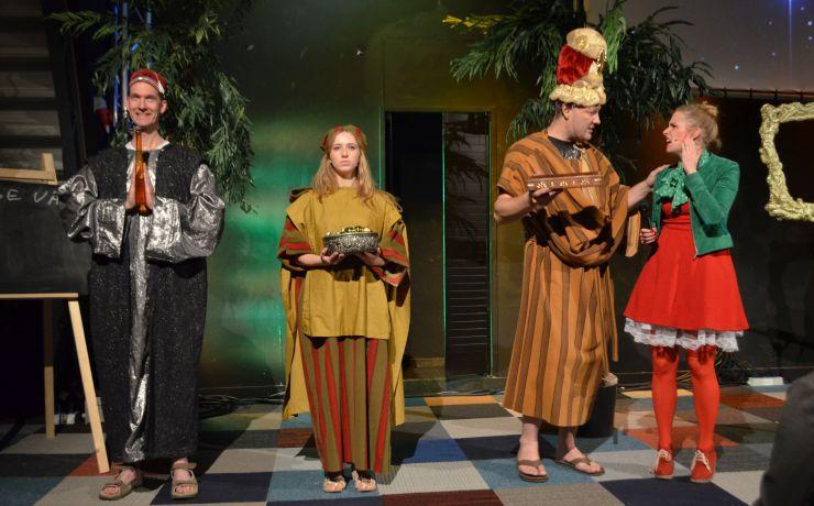 Theaterwerkplaats - Orde der Dwazen